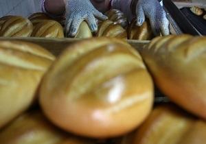 Киевхлеб снизил цены на некоторые сорта хлеба