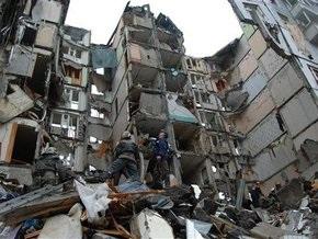 Тимошенко поручила немедленно поселить в новый дом пострадавших от взрыва газа в Днепропетровске