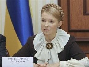 Тимошенко собирает внеочередное заседание Кабмина