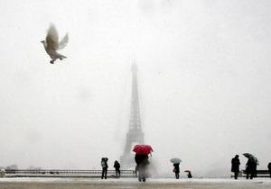 Парижанам запретили ездить на старых автомобилях
