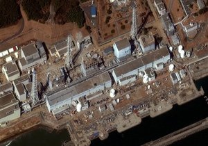 Под оболочку первого блока Фукусимы-1 начали закачивать азот