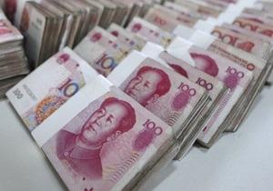 Китай впервые за два года повысил переучетную ставку