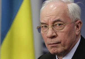 Азаров: Я хотел быть успешным геофизиком, а не премьером