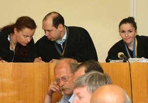 На заседание суда по делу Луценко пришел только один свидетель из пяти приглашенных
