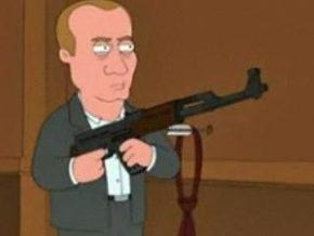Путин стал героем американского мультсериала