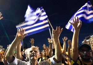 СМИ: Греция может отказаться от выплаты половины своих долгов