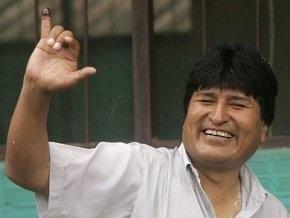 В Боливии требуют снести памятник Христофору Колумбу