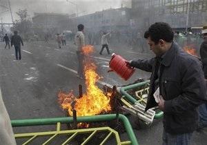 В Иране заявили, что в антиправительственных акциях протеста участвовали немецкие дипломаты