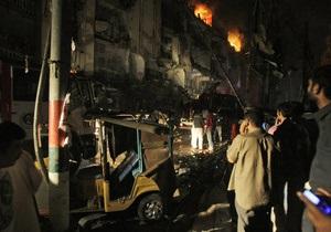 В Пакистане прогремел взрыв - погибли 45 человек