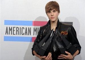 Названы лауреаты American Music Awards-2010