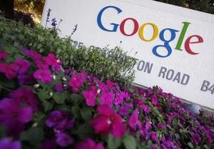 Новости Google - Отчет Google разочаровал рынок падением цен на рекламу