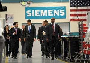 Глава концерна Siemens подал в отставку