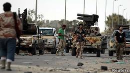 Опрос: ливийцы мечтают о сильном лидере, но доверяют НПС
