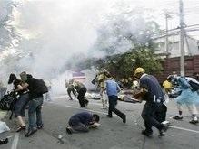 Беспорядки в Таиланде: в столкновениях оппозиции с полицией пострадали 65 человек