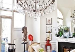 Дом художника. Интерьер квартиры Кензо в Париже