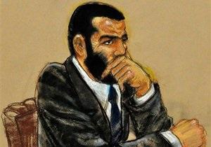 Самый молодой узник Гуантанамо приговорен к 40 годам тюрьмы