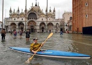Ученые нашли способ спасти Венецию от наводнений