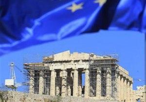 ВВП Греции за квартал рухнул на 6,3%