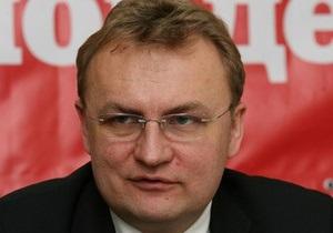 Задайте вопрос мэру Львова
