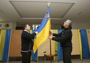 Голосование в Москве завершилось вовремя - посольство Украины