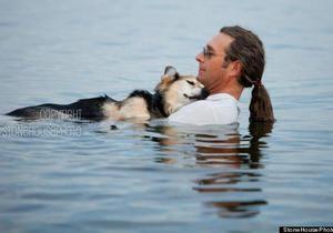 Новости США - новости о животных: В США скончался пес с одной из самых популярных фотографий сети