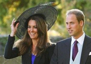 Принц Уильям попросил брата Гарри быть шафером на свадьбе