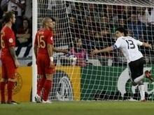 Евро-2008: Германия обыграла Португалию
