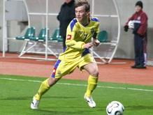 Украинская молодежка бита шведами