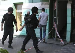 Задержаны еще два подозреваемых по делу о взрывах в Днепропетровске