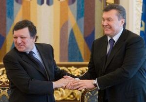 Ъ: В Европе ожидают проблем с ратификацией договора об ассоциации с Украиной