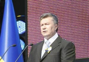 Янукович рассказал китайским СМИ о готовности изменить Конституцию