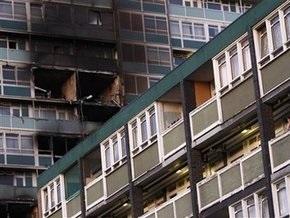 Число жертв пожара в Лондоне увеличилось до шести человек