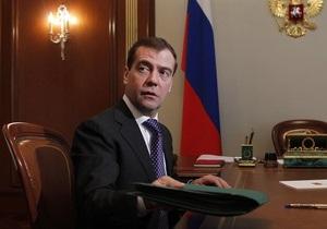 Медведев допустил вероятность того, что будет участвовать в президентских выборах