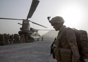 Канада выводит свои войска из Афганистана
