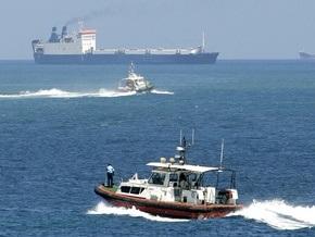 Фаина прибыла в порт Момбаса