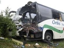 Трое украинцев пострадали в аварии в Турции