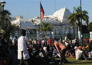 Обама заявил о крайне тяжелой ситуации на Гаити