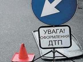 В Житомирской области перевернулся микроавтобус