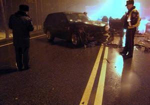 СМИ: В Киеве жена Сергея Реброва попала в ДТП, один человек погиб
