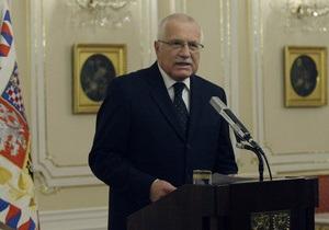 Президент Чехии урезал себе и остальным чиновникам зарплату
