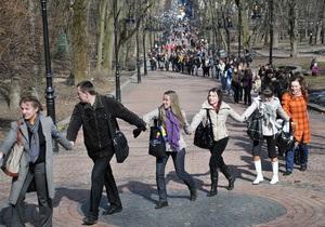 Фотогалерея: Пожирателя Украины – на нары! Львов требует отставки Табачника