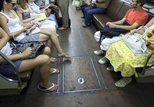 Киевское метро в дни матчей Евро будет работать на два часа дольше