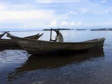Турецкие рыбаки словили древний челн