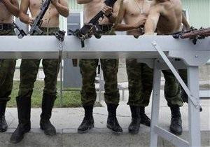В российской армии офицеры будут обязаны выяснить сексуальную ориентацию призывников
