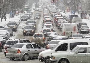 Попов рассказал, где в Киеве появятся полосы для общественного транспорта