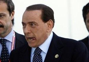 Сильвио Берлускони разрешили заниматься сексом шесть раз в неделю