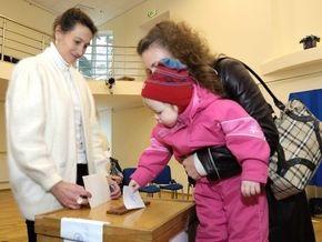 В Эстонии прошли выборы в органы местного самоуправления