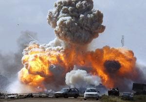 Авиация НАТО вновь нанесла ошибочный удар по ливийским повстанцам: есть жертвы