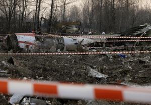 Протокол МВД Польши: Пилоты Ту-154 не ожидали тумана под Смоленском