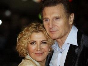 Жена знаменитого актера Лиама Нисона разбилась, катаясь на лыжах